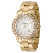 WATCH  MICHAEL KORS   WHITE GOLDEN  WOMAN  MK5258