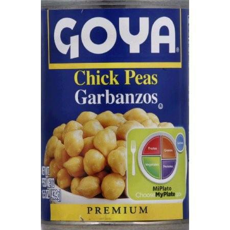 (6 Pack) Goya Chick Peas 15.5 Oz Value Click Pen