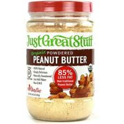 Just Great Stuff AY24400 Betty Lous Just Great Stuff Organic Powdered Peanut Butter -12x6.5 Oz