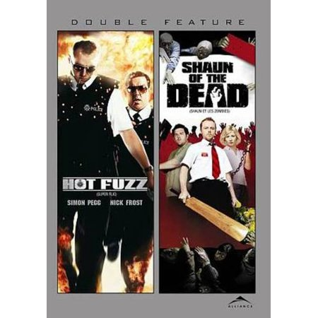 HOT FUZZ/SHAUN OF THE DEAD - DOUBLE FEATURE [DVD] [CANADIAN;