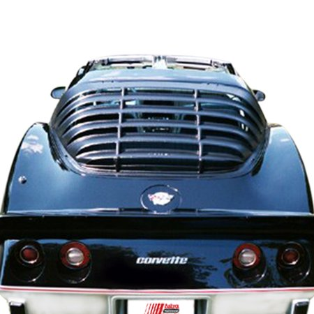 C3 Corvette 1978-1982 Fastback 1-Pc Rear Window (Louvered Lens)