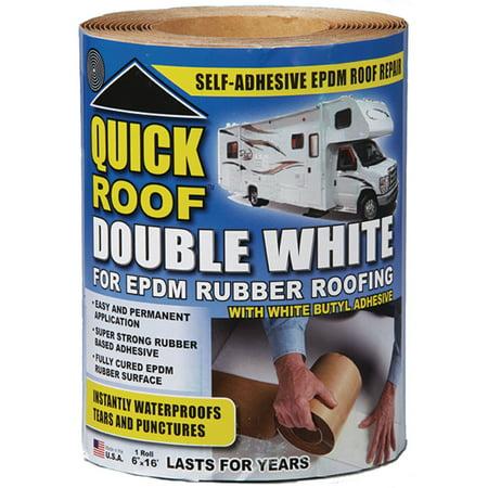 Cofair Quick Roof RQR6100 White 6