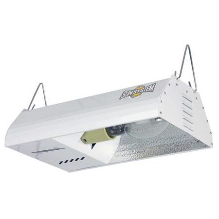 150w hps grow light kit reflector with hood lamp. Black Bedroom Furniture Sets. Home Design Ideas