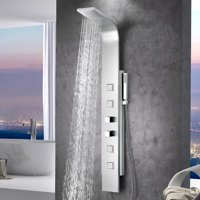 Visor Series Fixed Shower Head Shower Panel System