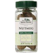 SPICE HUNTER: Nutmeg Whole Organic, 1.8 oz