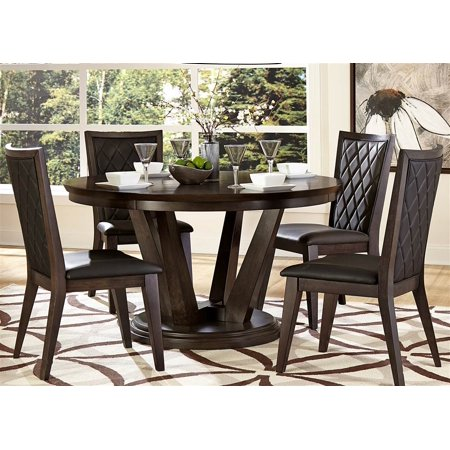 Pc Round Dining Table Set