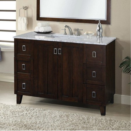 in 32 series 48 39 39 single sink bathroom vanity set