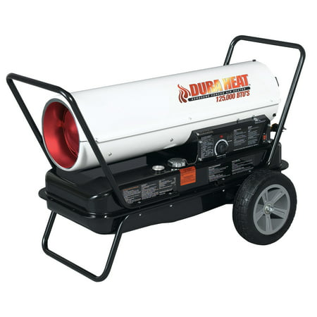 Dura Heat DFA135C 125K Portable Forced Air Kerosene Heater (Kerosene Forced Air Heater Parts)