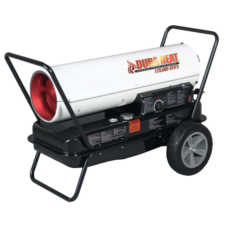 Dura Heat DFA135C 125K Portable Forced Air Kerosene Heater
