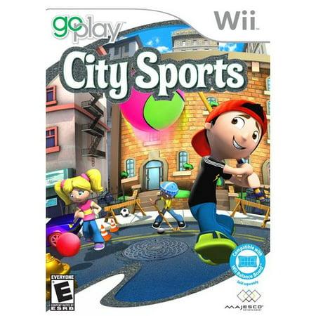 Go Play City Sports