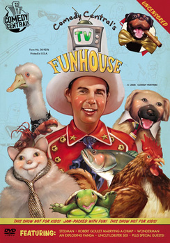 Comedy Central's TV Funhouse (DVD) by PARAMOUNT HOME VIDEO