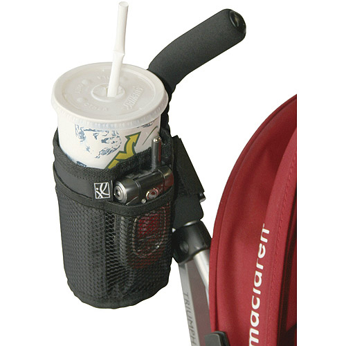 J.L. Childress - Cup 'N Stuff Stroller Cup Holder