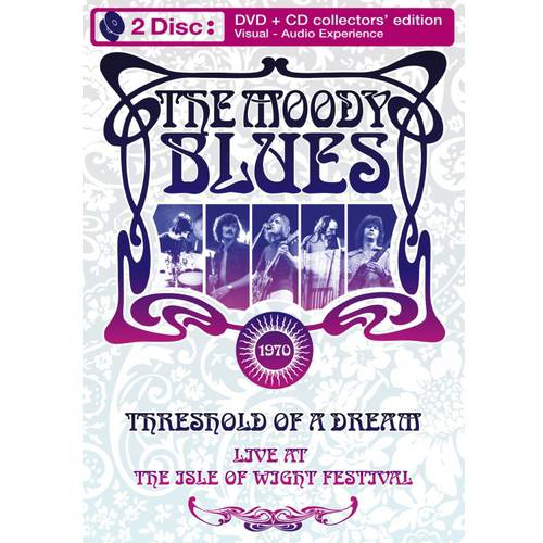 Threshold Of A Dream: Live At The IOW Festival 1970 (Music DVD/CD)
