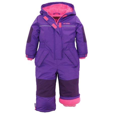 791f9ce97 Pink Platinum - Pink Platinum Toddler Girl Puffer Winter Snowsuit ...