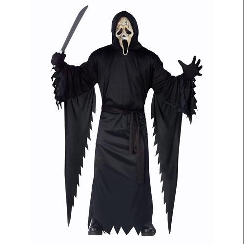 Scream Movie Zombie Ghost Face Halloween Costumes