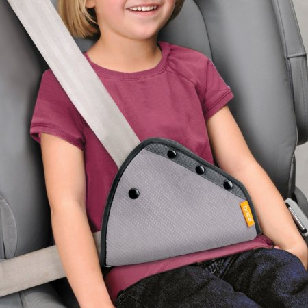 BRICA Seat Belt Adjuster, Gray