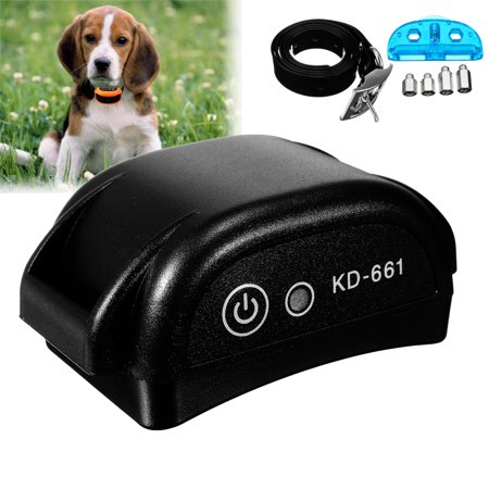 Wireless Waterproof Electric Dog Fence No-Wire Pet Containment Durable Receiver