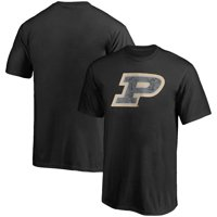 Purdue Boilermakers Nike Youth Sinuous Logo T-Shirt - Black