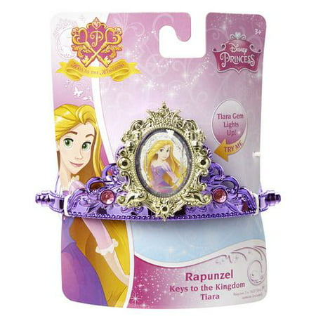 Disney Princess Dp Rapunzel Keys To Kingdom Tiara - Disney Princess Crowns