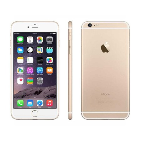 Refurbished Apple iPhone 6 PLUS 64GB Smart Phone Without Fingerprint(Unlocked) Cell Phone