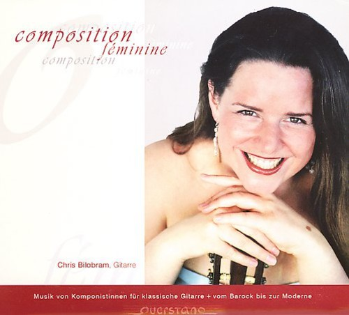 Composition Feminine-Guitar Music By Women Compose by