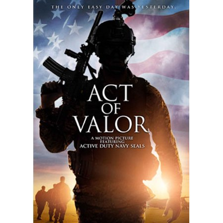 Act of Valor (DVD) (Act Of Valor Bluray)