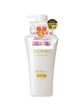Shiseido Tsubaki Damage Care Shampoo 500ml