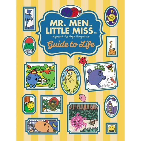 The Mr. Men Little Miss Guide to Life