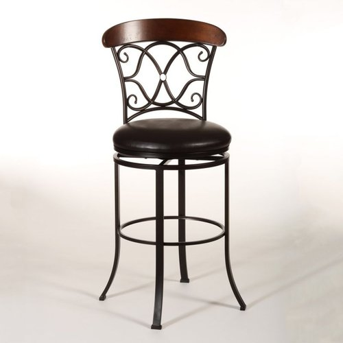 Hillsdale Furniture 5026-8 Dundee Swivel Stool by Hillsdale Furniture