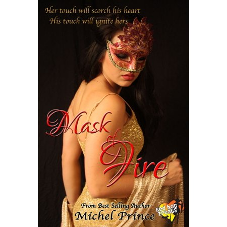 Mask of Fire: A Red Hot Treats Story - eBook
