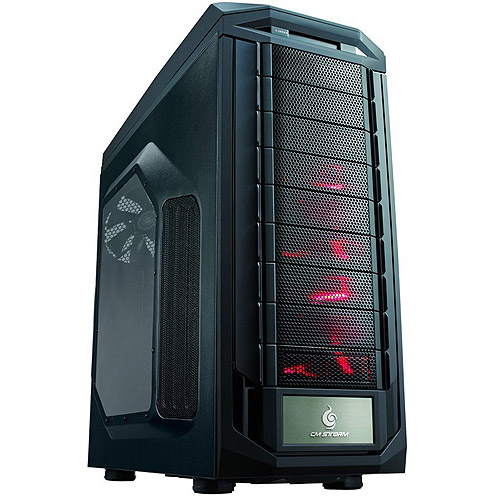CoolerMaster Trooper Full Tower Case, Black