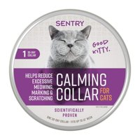 Sentry 30-Day Calming Collar For Cats