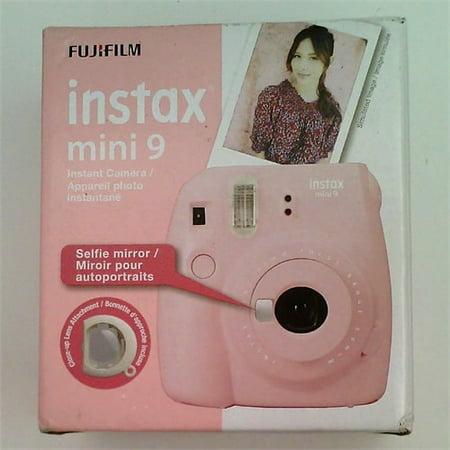 Fujifilm Instax Mini 9 Camera Rose Quartz Walmart Com