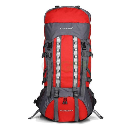 Zimtown 80L Waterproof Hiking Backpack, Lightweight Travel Rucksack Daypack  with Rain Cover for Trekking Camping Outdoor Sports - Walmart.com f25ac88f3c