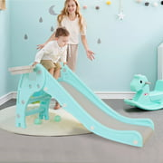 {Baby}Children Slides And Climbers Slide Kids Play Slide For Easy Assembly Ideal