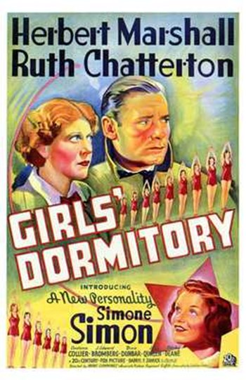 Girls Dormitory Movie Poster (11 x 17) by Pop Culture Graphics