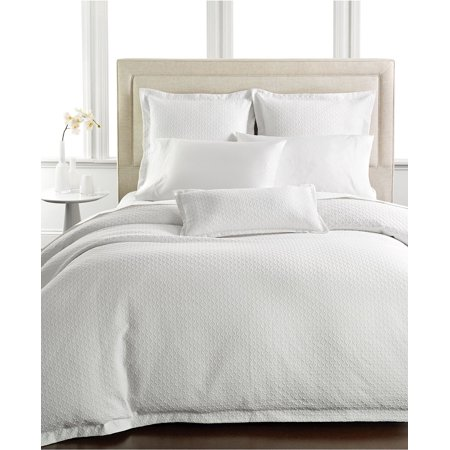 Hotel Collection 600 Thread Count Cotton Full Queen Duvet Cover White