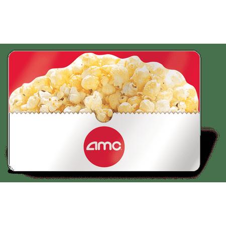 AMC Theatres $25 Gift Card
