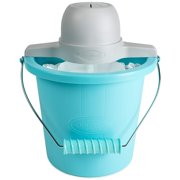 Best Electric California Electric California Ice Cream Makers - ICMP400BLUE 4-Quart Electric Ice Cream Maker with Easy Review