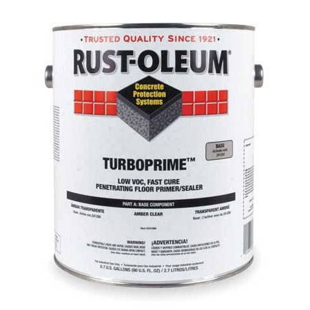 Rust-Oleum Clear Epoxy Primer Base,1 gal