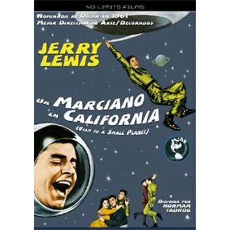 Visit to a Small Planet (1960) [ NON-USA FORMAT, PAL, Reg.0 Import - Spain (Visit To A Small Planet Jerry Lewis)