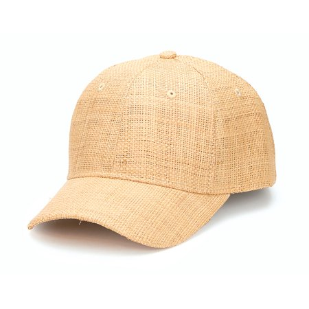 San Diego Hat Company /Womens Core/Ball Cap - natural