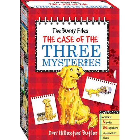 The Buddy Files Boxed Set #1-3 ()