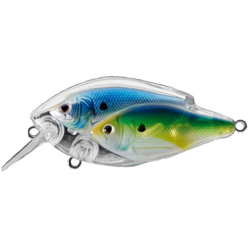 """LiveTarget Lures Koppers Live Target Threadfin Shad Squarebill, 2-3/8"""""""