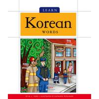 Foreign Language Basics: Learn Korean Words (Hardcover)