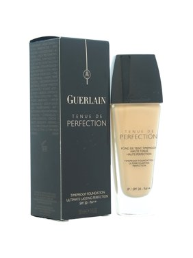 Guerlain Tenue De Perfection Timeproof Foundation SPF 20 - # 12 Rose Clair 1 oz Foundation