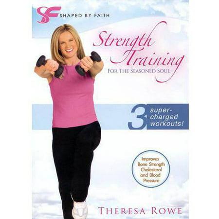 Shaped By Faith: Strength Training For The Seasoned Soul (Full