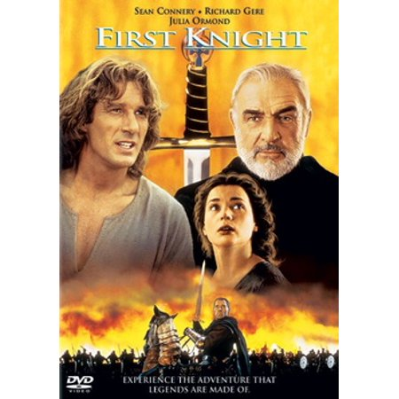 Julia Knight Peony Snow - First Knight (DVD)