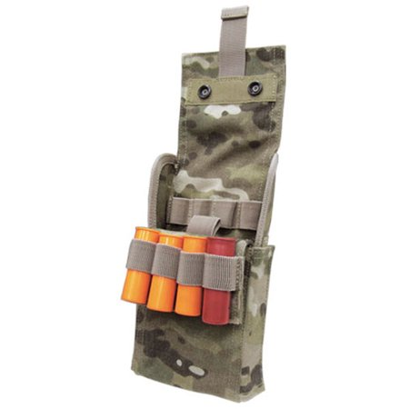 Condor MA61 25 Shotgun Ammo Shells Reload MOLLE Pouch Holster - (Best Ammo Reloading Equipment)