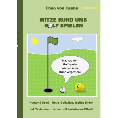 Witze rund ums Golf spielen - eBook - Halloween Witze